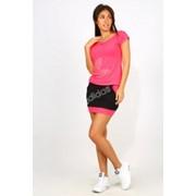 """Костюм №350 """"Adidas"""" (розовый) фото"""