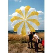 Спасательный парашют для пилотов дельтапланов и парапланов фото