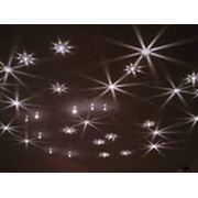 Звёзды для натяжных потолков. фото