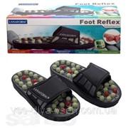 Массажные тапочки Foot Reflex фото