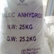 Малеиновый ангидрид, CAS 108-31-6 фото