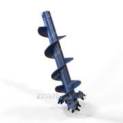 Шнековый бур БСМУ диаметр 150-1500 мм фото