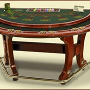 Стол для Покера и Блэк Джека ЦЕЗАРЬ фото