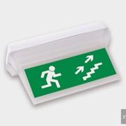 Светильники аварийного освещения АЙСБЕРГ для двустороннего указания маршрутов эвакуации фото