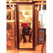 Обрамление зеркал Алматы фото