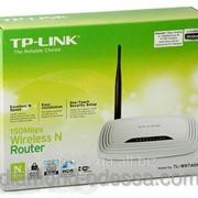 WI-FI роутер TP-LINK WR740N фото