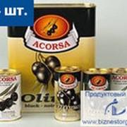 """Оливки с лососем """"АКОРСА"""" фото"""