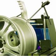 NRS24M NORDBERG Стенд для правки литых дисков фото