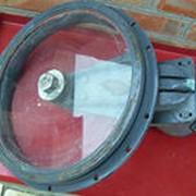 Стекло иллюминаторное, круглое 210 х 25 фото