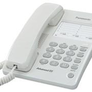 Телефон со шнуром Panasonic KX-TS2361RUW фото
