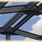 Конструкции легкие стальные тонкостенные фото