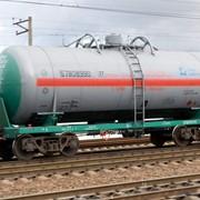 Вагон-цистерна для сжиженных углеводородных газов 15-1200 фото