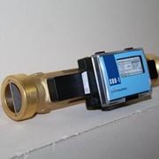 Ультразвуковой Расходомер преобразователь расхода жидкости Ду 40 фото