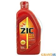Трансмиссионное масло ZIC ATF MULTI LF 1л фото