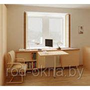 Окно 1300*1500 пластиковое в зал новой планировки фото