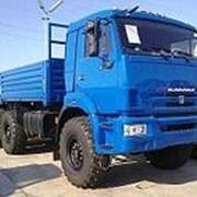 Бортовой Камаз 5350-6017-66(D5) фото