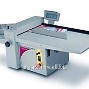 Полуавтоматическая биговальная машина MORGANA DigiCreaser фото