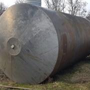 Емкость резервуар бочка металлическая РГС-20 кубов фото