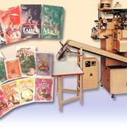 Фасовка и упаковка сыпучих продуктов фото