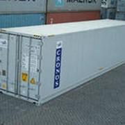 Диагностика, ремонт и сервисное обслуживание холодильных агрегатов Рефконтейнеров фото