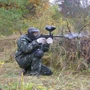 Аренда пейнтбольного оборудования Львов фото