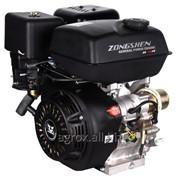 Бензиновый двигатель Zongshen ZS-190 FE фото