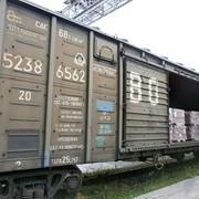 Прием и отправка жд вагонов Екатеринбург фото