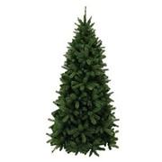 Ёлка новогодняя, зелёная, искусственная, высота 150см фото