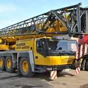 Аренда грузового автокрана GMK 5130-1 GROV фото