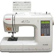 Швейная машина JANOME Decor Computer 3600 фото