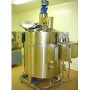 Линия производства препарата искусственной кожи «Хитозан» фото