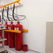 Проектирование и монтаж систем пожаротушения фото