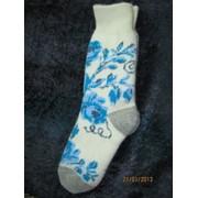 Шерстяные носки эксклюзив фото