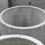 Кольца колодцев фото