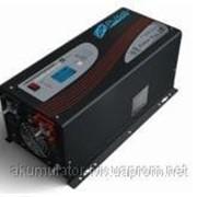 Инвертор ( преобразователь напряжения )с зарядным устройством (чистая синусоида) серия IR 4048C фото