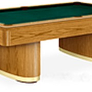 Бильярдный стол для пула Sahara 8ф (дуб) фото
