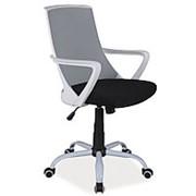 Кресло компьютерное Signal Q-248 (черно-серый) фото