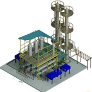 Установка переработки нефти СК-700-2КН фото