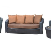 Комплект плетеной мебели Лукиан фото