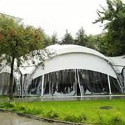 Аренда арочных шатров, тентов Днепропетровск, Киев фото