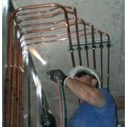Монтаж и проектирование систем медицинского газоснабжения фото