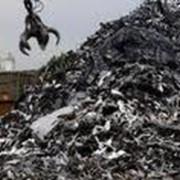 Переработка лома и отходов металлов фото