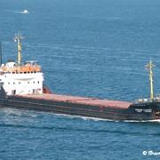 Перевозка грузов в Европу на морских судах фото