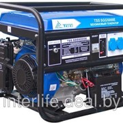 Бензогенератор электростанция TSS SGG 5000 E фото