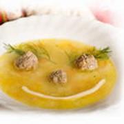 Супы, детское питание фото