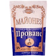 Майонезы Прованс в упаковке дой-пак (200г. 500г.)