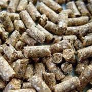 Шрот подсолнечный, ПР 36-39%, ГОСТ 11246-96, тост, гранула фото