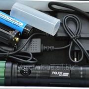 Фонарик Bailong Police Z8455, супер освещение фото