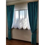 Качественный пошив штор, чехлы. фото