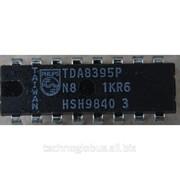 Микросхема TDA8395P DIP-16 1505 фото